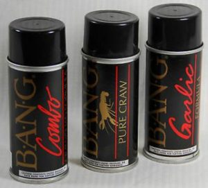 BANG fish attractant