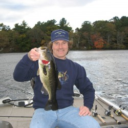 Fall Fishing - Nice Spinnerbait Fish